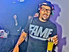 Admiral Blackbeatz Special pres. REDMAN (Wu-Tang Clan) Party on Blast Tour