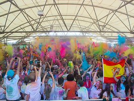 HOLI GAUDY - colour your day - Kreuzlingen/Konstanz