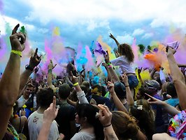 HOLI GAUDY - colour your day - Aachen