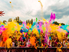 Best of Holi Gaudy Tourstops Juli 2014