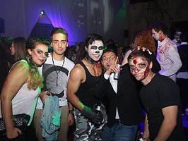 Halloween Party || Kraftwerk Rottweil