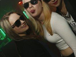 PHAT! Red Sunglasses Night mit DJ Jay South