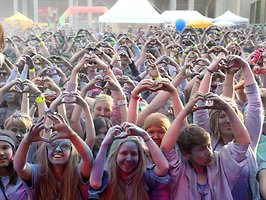 HOLI GAUDY - colour your day - Frankfurt