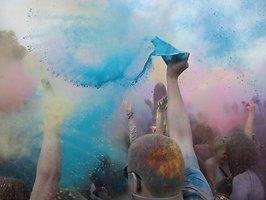 Galerie von: HOLI GAUDY - colour your day - Frankfurt