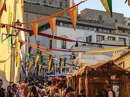 Ibiza Midevil Festival - Part 1