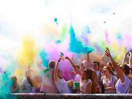 HOLI GAUDY - colour your day - Köln