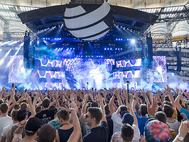 Galerie de: BigCityBeats WORLD CLUB DOME 2015