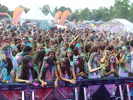 HOLI GAUDY - colour your day - HEILBRONN