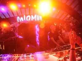 Solomun + Live - Opening Party with Paul Kalkbrenner @ Destino 9 July