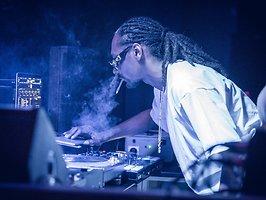 BIGG SNOOP DOGG @ PURE CLUB, Stuttgart // DI 21. JULI // DJ Snoopadelic - Live DJ Set //