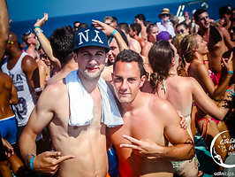 Wunderground Boat Party