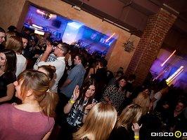 COYOTE BAR REVIVAL PARTY | 14.11.15 - DISCO ● ONE - ESSLINGEN