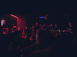 Recommended - KiNK - live // support by Moritz Esyot & Herr Bauer