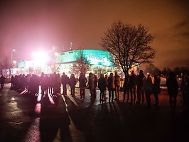 Die MEGA 90er LIVE - Nürnberg | Gäste & Publikum