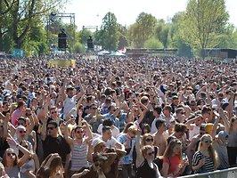 Pollerwiesen Opening @ Jugendpark Köln
