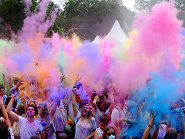 Galerie von: HOLI GAUDY - colour your day - Frankfurt