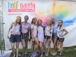 Galerie von: HOLI GAUDY - colour your day - Kiel