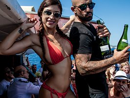 Boat Party - The Biggest All-Inclusive Boat Party of Ibiza
