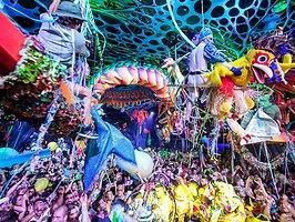 Elrow Ibiza Closing Party