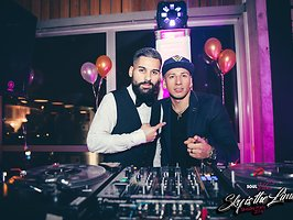 "Soul Vibes ""Sky is the Limit"" Rooftop Silvester Party"