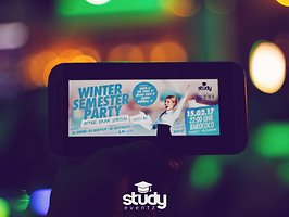 WINTER SEMESTER PARTY - After Exam Special