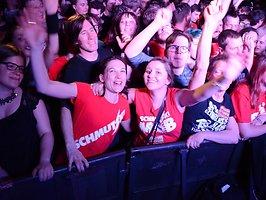 Tourabschlusskonzert von Schmutzki mit Supermug als Support!