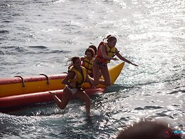 Ibiza Sea Party Sunset
