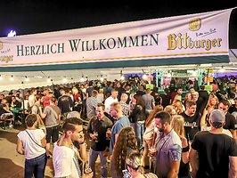 """82.Kuckucksmarkt Eberbach - Café Bistro """"Cha Cha"""" Zelt"""