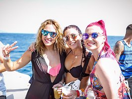 Ibiza Sea Party (Daytime Boat)
