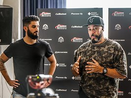7th Bedroom Competition Masterclass with Roger Sanchez