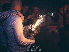 """VlOS pres. """"de zent"""" @ClubKaiserSkybar"""