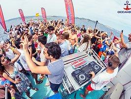 Opening Oceanbeat Ibiza Boat Party