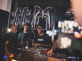 DJ Jazzy Jeff - 3rd Kaiser Skybar Bday Bash