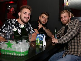 Gallery by: WTTW - Heineken Promo Night (ab 16 Jahren)