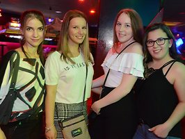 WELcome to the weekEND - LADIES NIGHT (Party ab 16 Jahren)