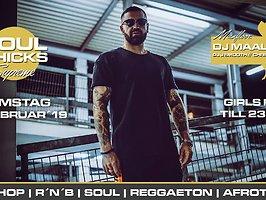 ►► B-Day Party ◄◄ // DJ Serg